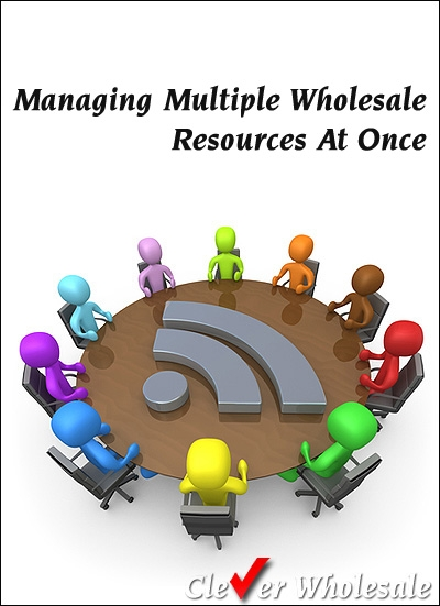 Managing Multiple Wholesale Resources At Once