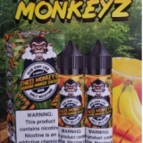 Thr33 Monkeyz sub ohm Salt nic