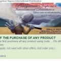 Peregrinus Vapors International Distribution